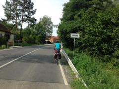 vchádzame do Polichna