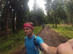 smerom na Skalku (1188 m)