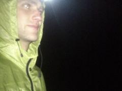 jedna z nespočetných nocí v horách