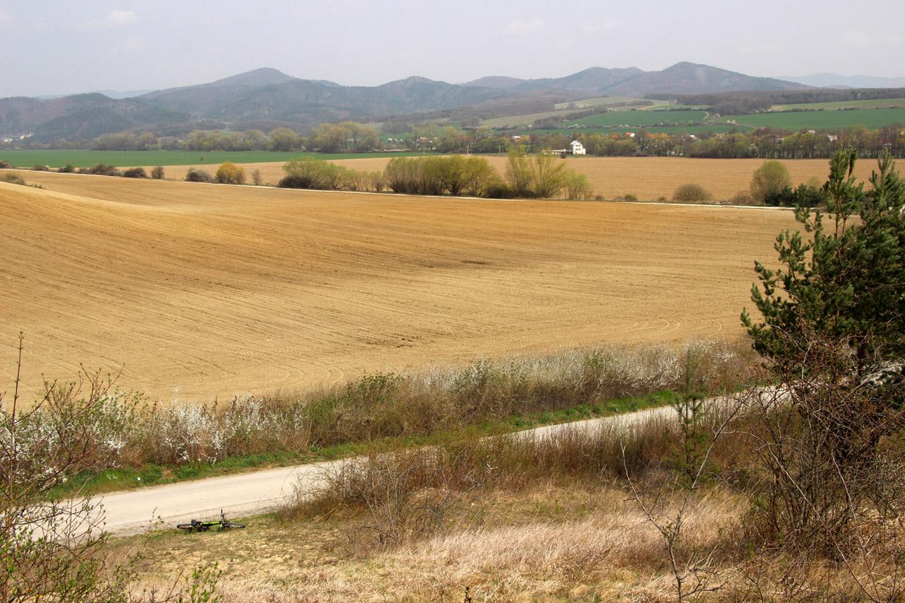 Strážovské vrchy - Smradľavý vrch, Udrina, Drieňovec, Vysoká, Kňaží Stôl, Bradlo