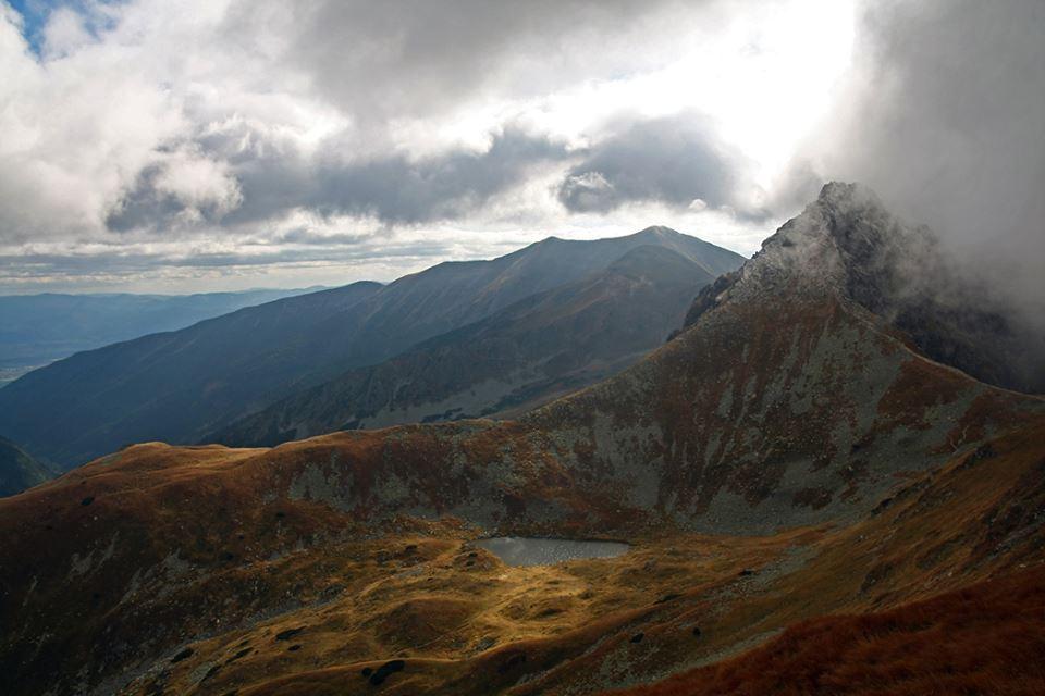 Winter is coming Ostrý Roháč Západné Tatry