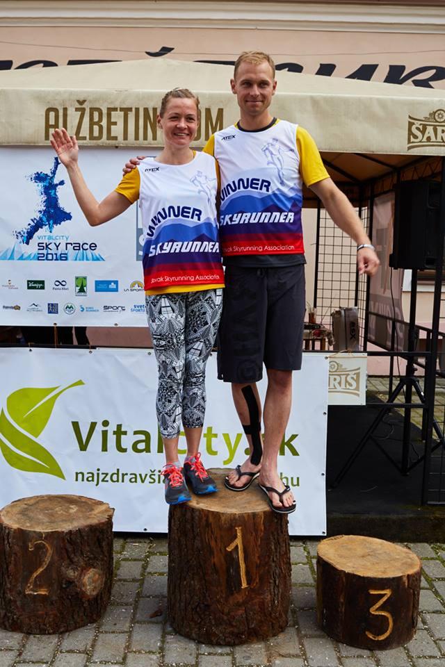 Expresky z hôr 12 - Víťazi Viatlcity SKYRACE 2016, zdroj: FB page Slovak Skyrunning Association