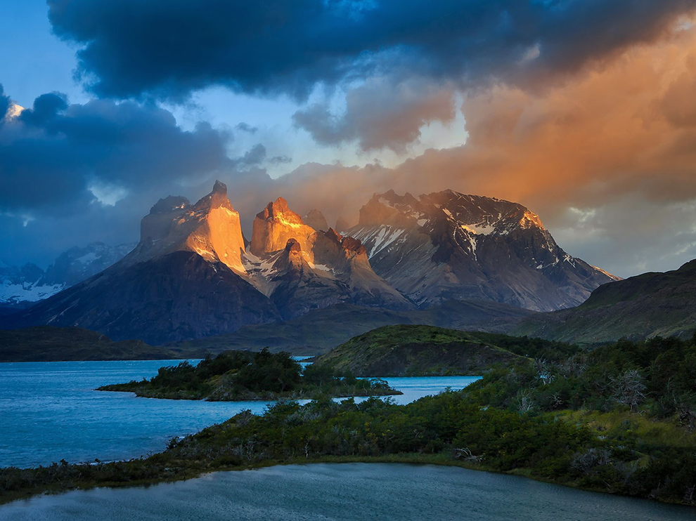 Torres Del Paine, Národný park Chile, autor: Gleb Tarro, zdroj: travel.nationalgeographic.com