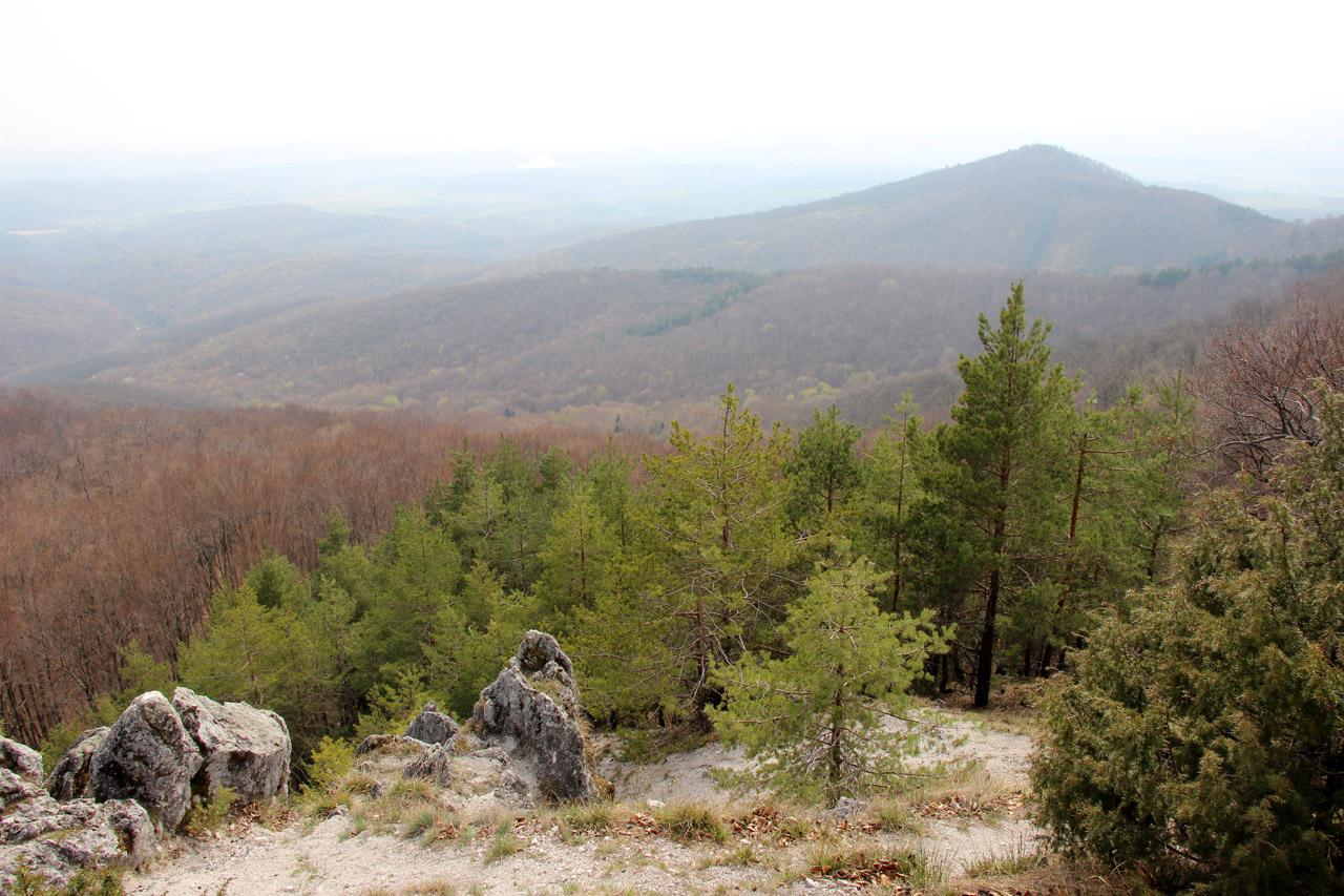 Kňaží Stôl, Strážovské vrchy