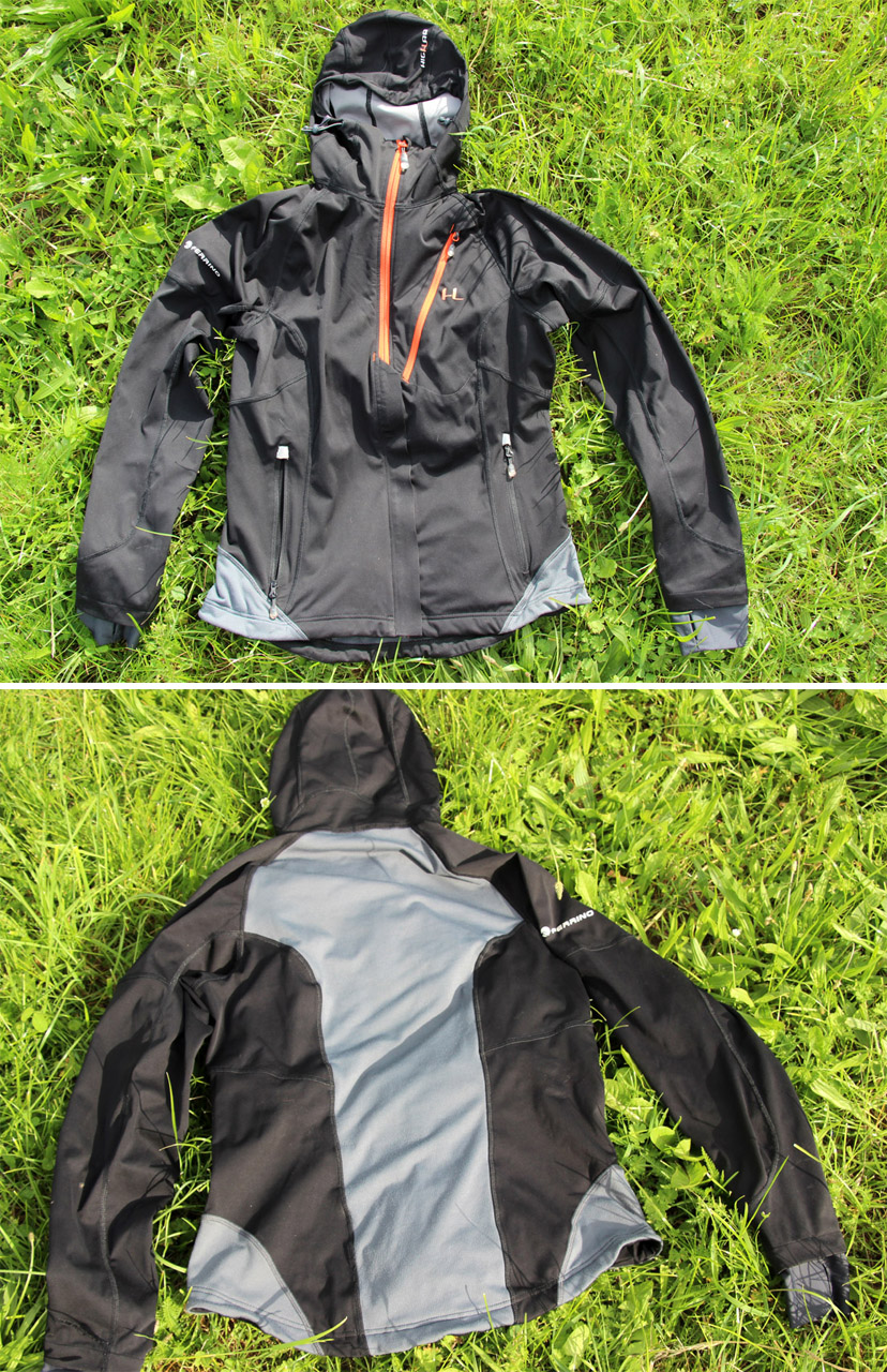 Ferrino Hoste bunda - celkový pohľad