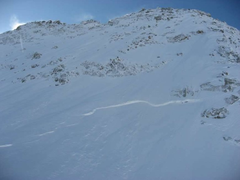 Expresky z hôr 8 - Hinter Galmihorn (3 488 m), zdroj: blick.ch