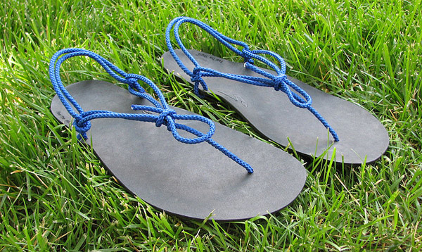 Huarache - bežecké sandále z moderných materiálov
