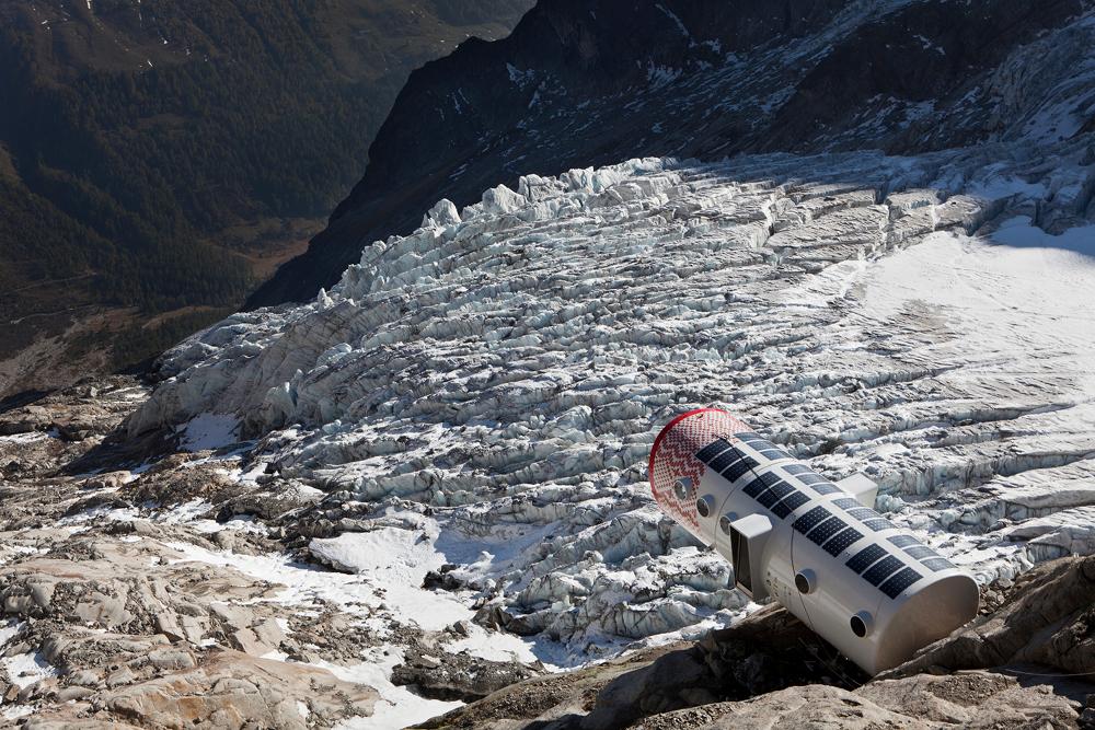Hotel Bivacco Giusto Gervasutti – Fribouze, Glacier, Alpy sportdimontagna.com