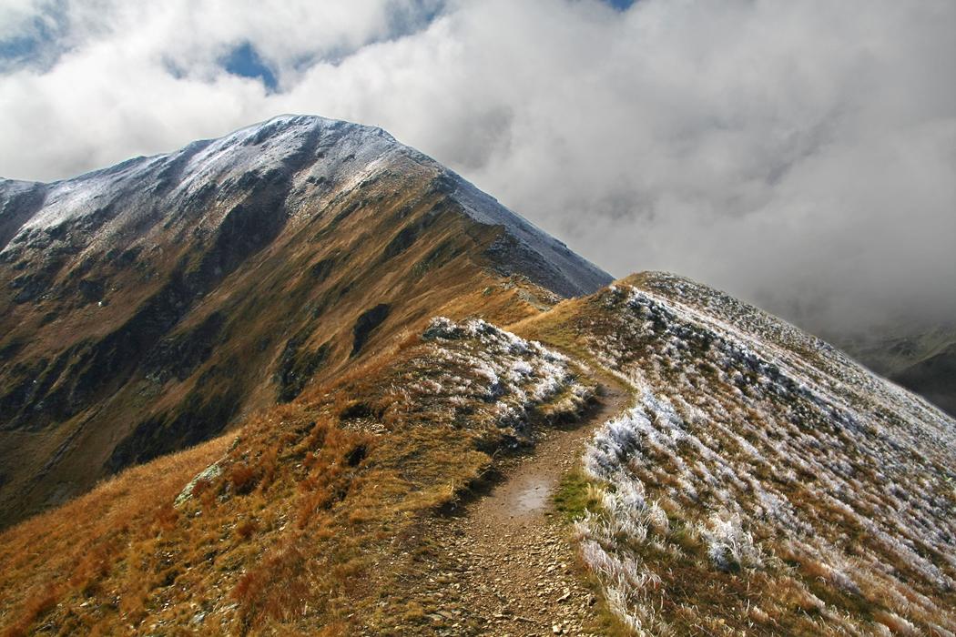 Cestou na Hrubý vrch (© Ladislav Blaho)