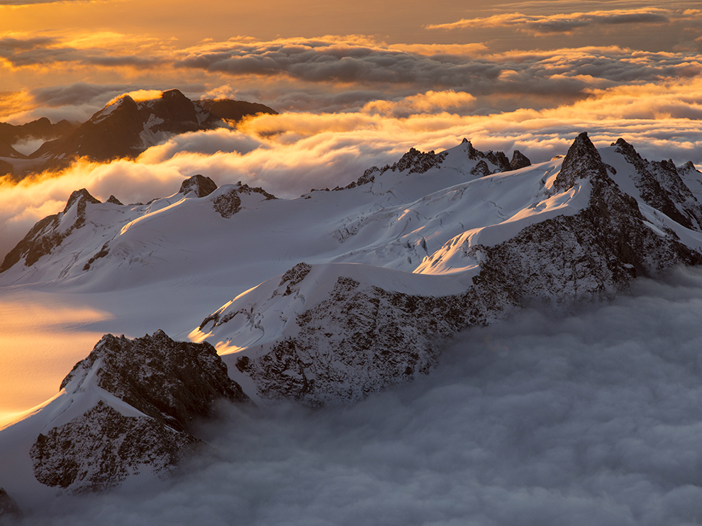 Južné Alpy, Nový Zéland, autor: Michael Melford, zdroj: travel.nationalgeographic.com