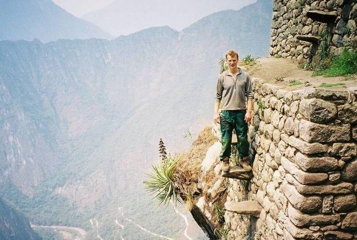 Huayna Picchu, zdroj: kaskus.co.id