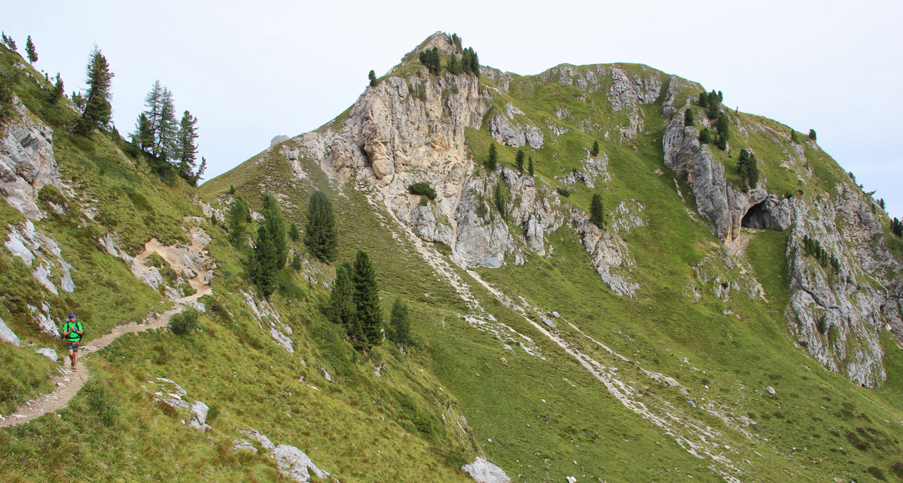 Col Piombin, Dolomity