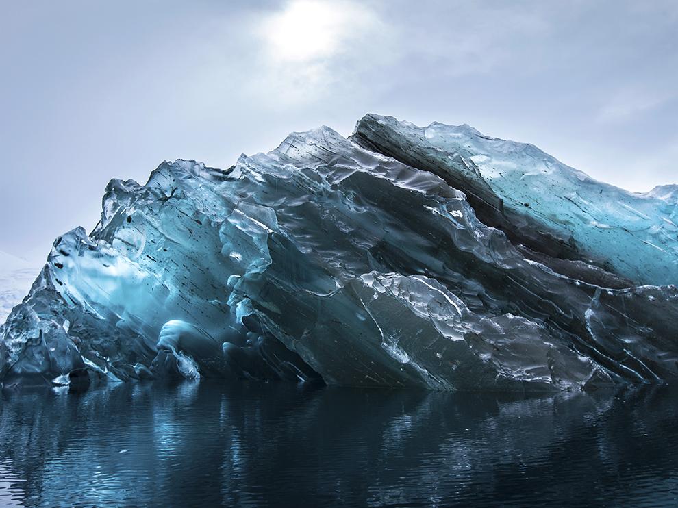 Ľadovec z Antarktídy, autor: Alex Cornell, zdroj: autor: Kevin Moloney, zdroj: travel.nationalgeographic.com