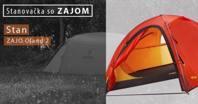 STANOVAČKA SO ZAJOM: Stan Zajo Oland 2 Tent