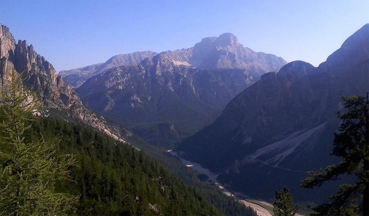 trasa Cortina Ultra Trail