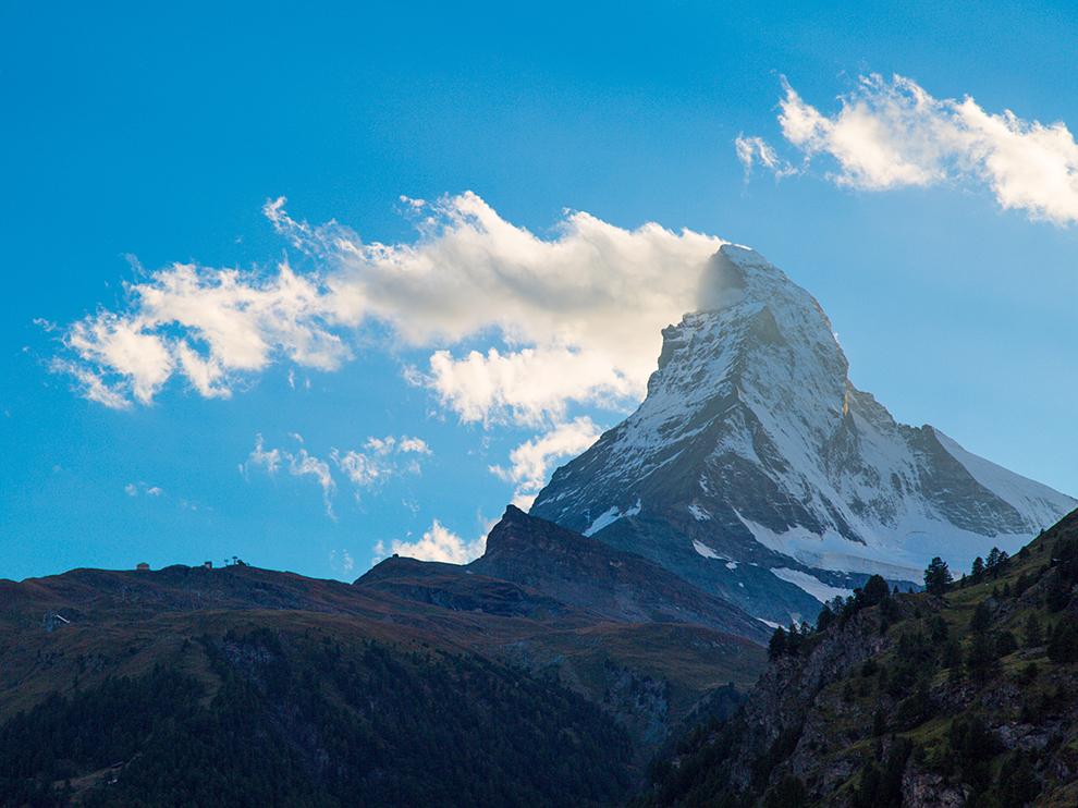 Matterhorn, Švajčiarsko, autor: Susan Seubert, zdroj: travel.nationalgeographic.com