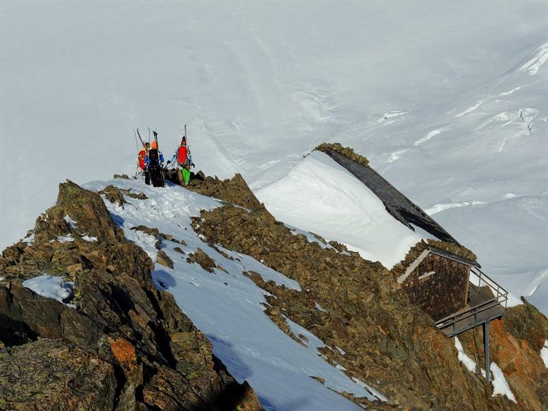 Horská chata Bergli Hut, Grindelwald - Švajčiarsko zdroj: sac-bernina.ch
