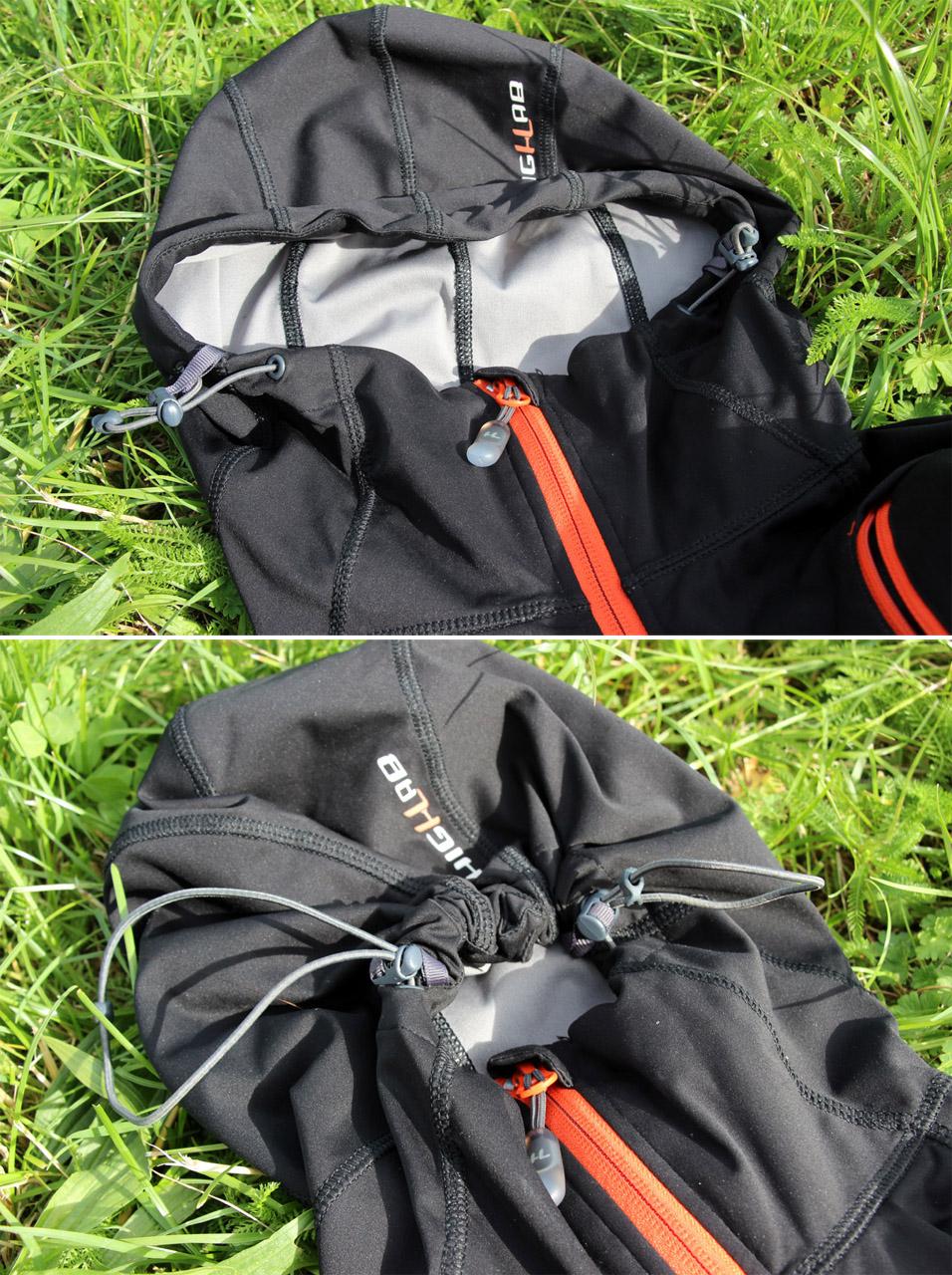 Ferrino Hoste bunda - sťahovacie gumičky
