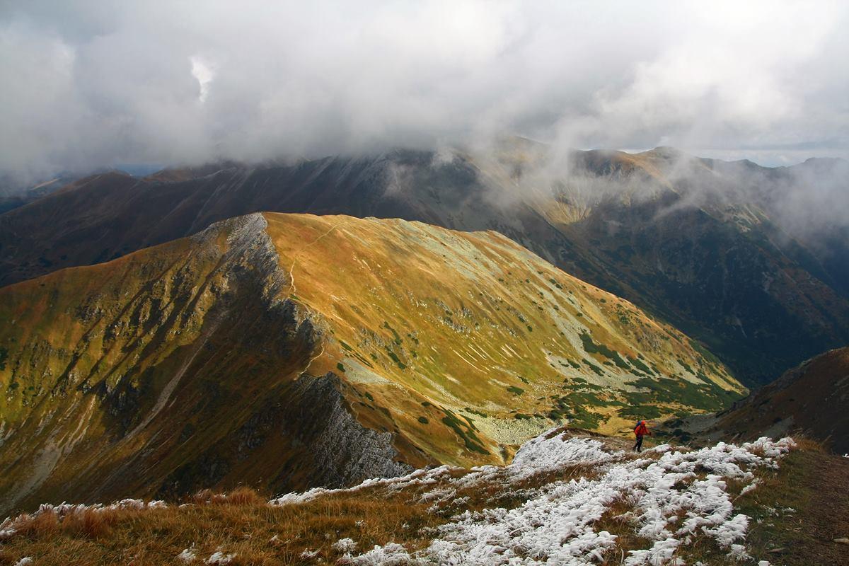 Posledné stúpanie na Volovec (© Ladislav Blaho)