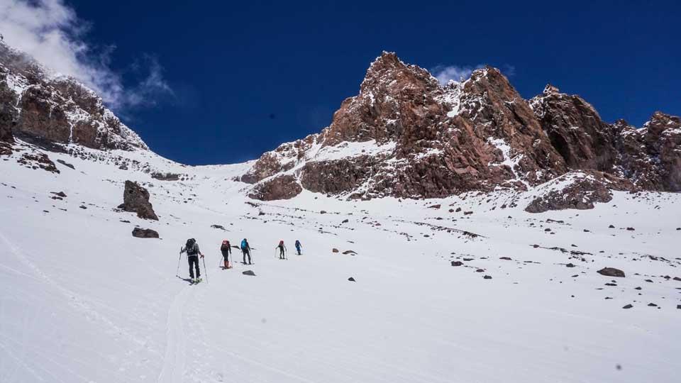 Prírodný dezodorant Testovanie dezodorantov na expedícii v Gruzínsku