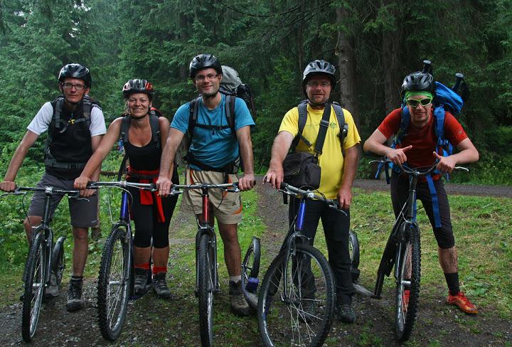 Tour de Žiarska dolina