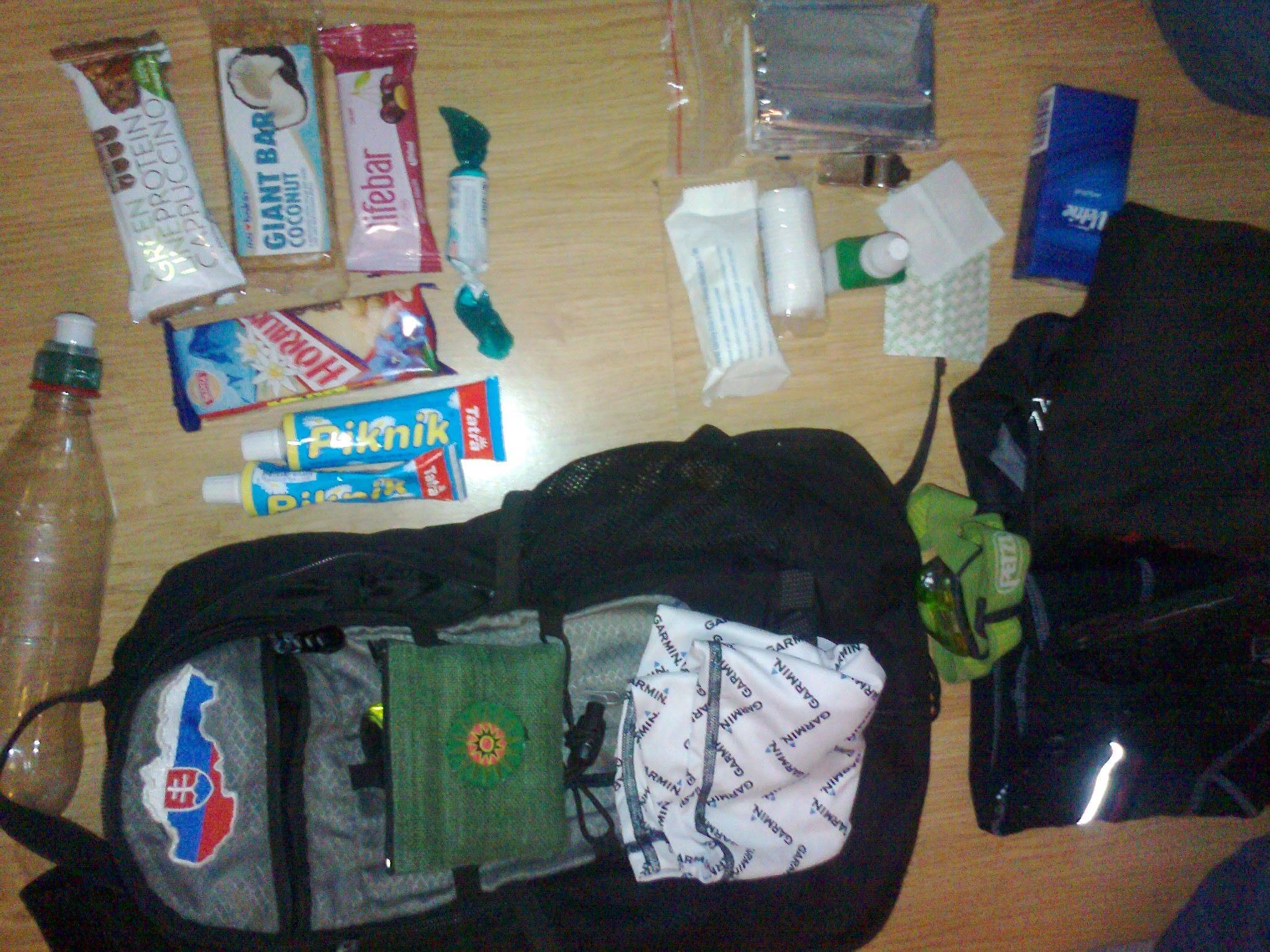 Čo si vziať do batôžka :)