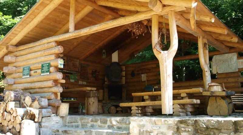Lesní bar, Jeseníky, zdroj: lesnibar.wordpress.com