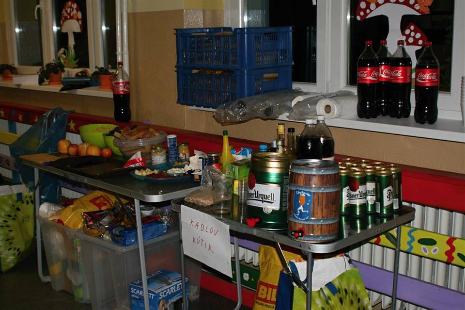 Javornícka stovka 2015: Švédske stoly v cieli