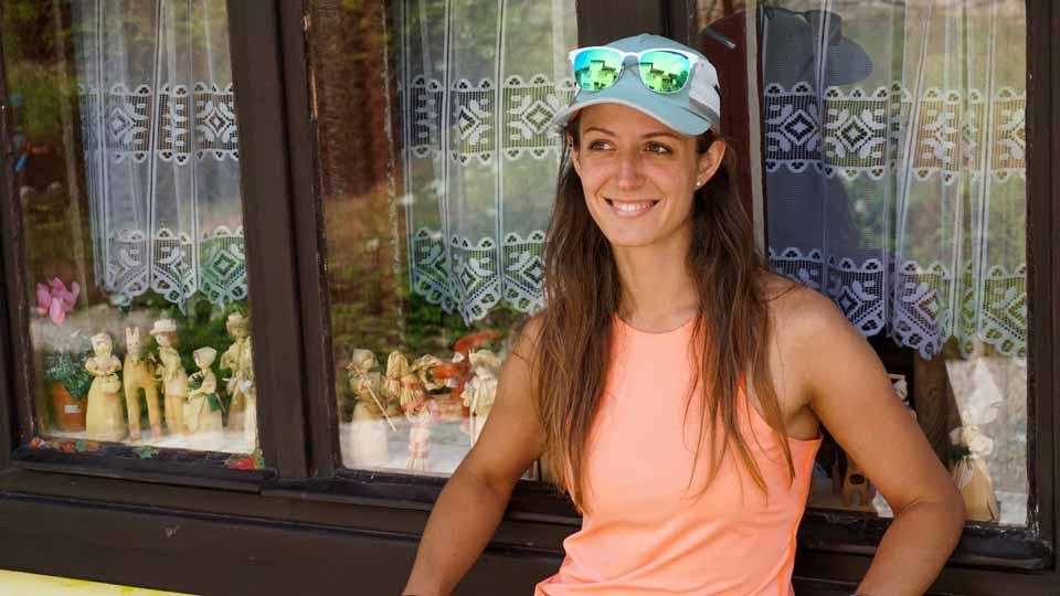 Kari Traa letné bežecké oblečenie pre ženy