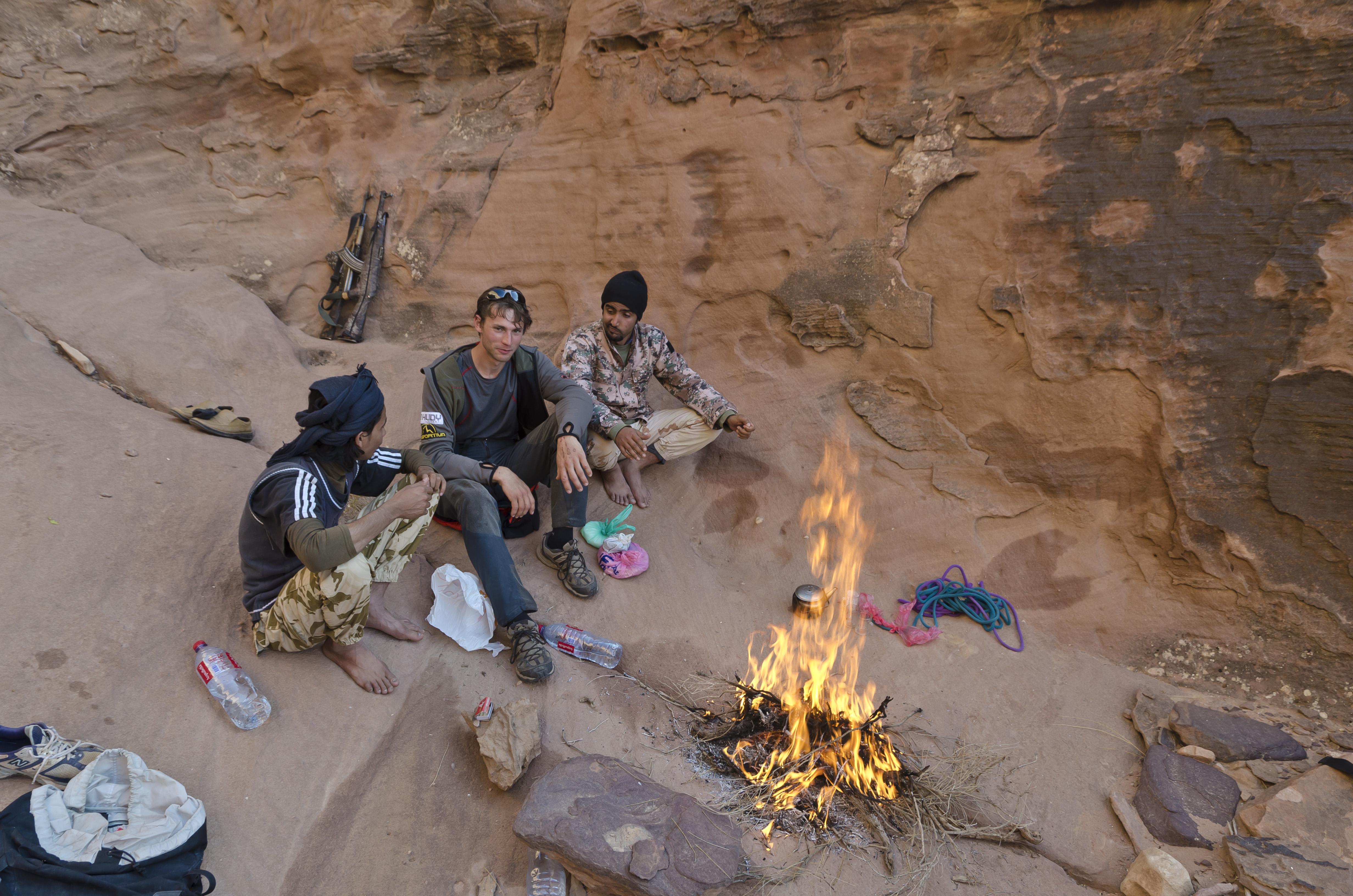 Wadi Rum Fatal atraction jordansko