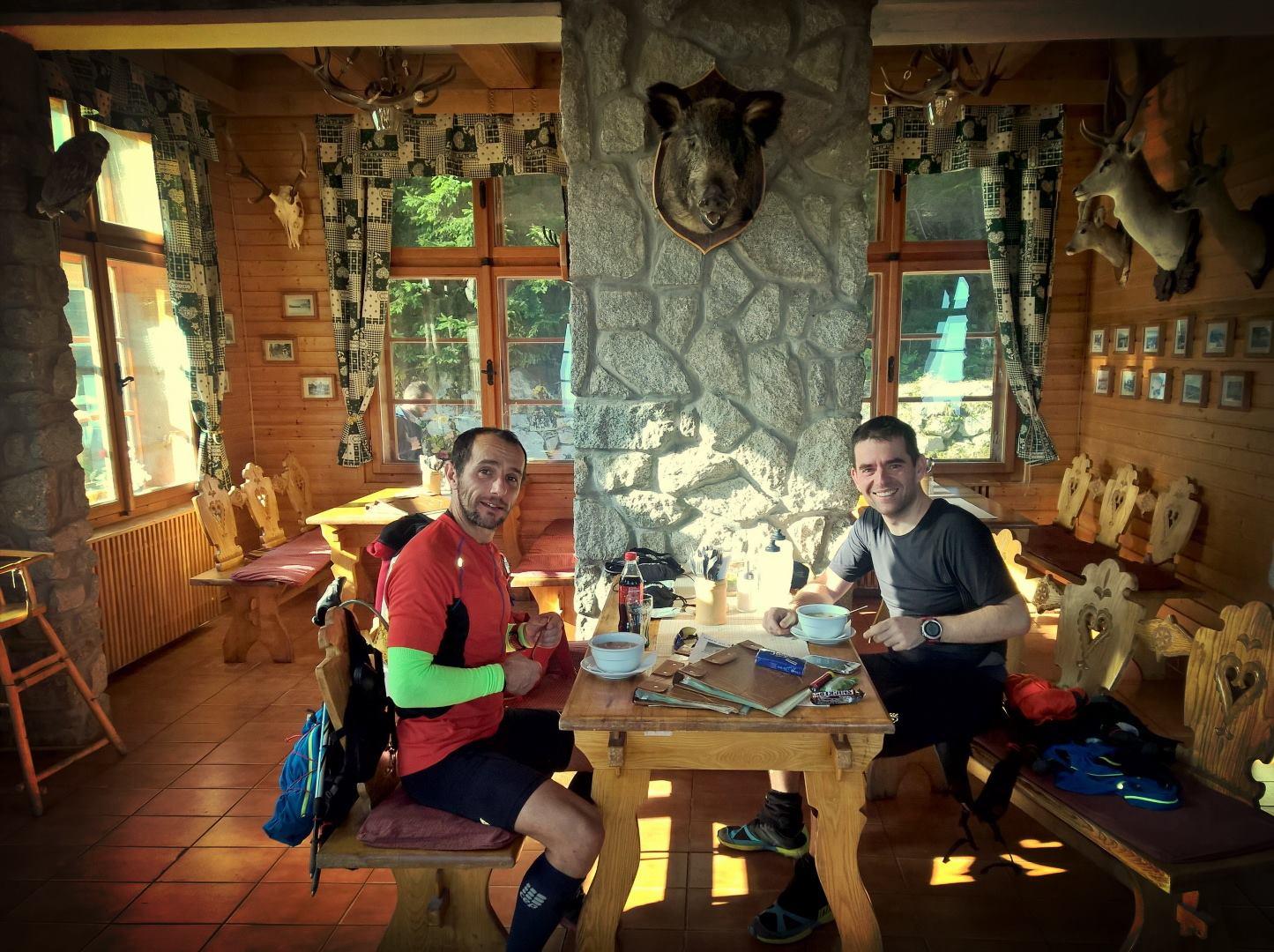 Expresky z hôr 45 - Martin Urbaník a Tomáš Kačmarčík na projekte 12CH, zdroj: FB page 12CH Vysoké Tatry Trail
