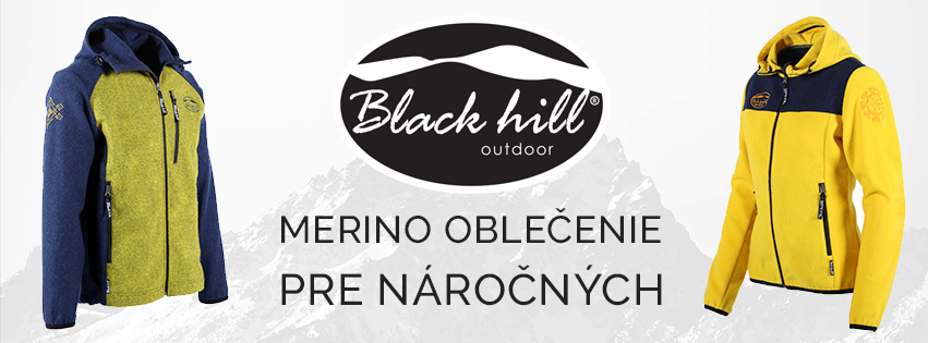 d9bdb7c5cea4 Outdoor oblečenie made in Slovakia - BLACK HILL OUTDOOR