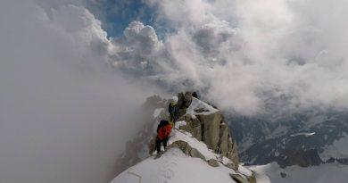 Innominata Integrale, alebo ideme liezť na Mt. Blanc