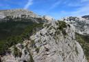 Chorvátsky NP Paklenica – výšľap na vrch Golič (1265 m) alebo len aby sme v teple nepomreli