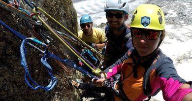 Horolezectvo v Alpách, alebo Enverská trilógia