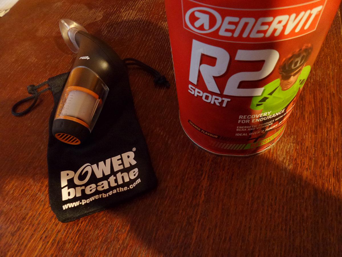 Enervit R2 a power Breathe