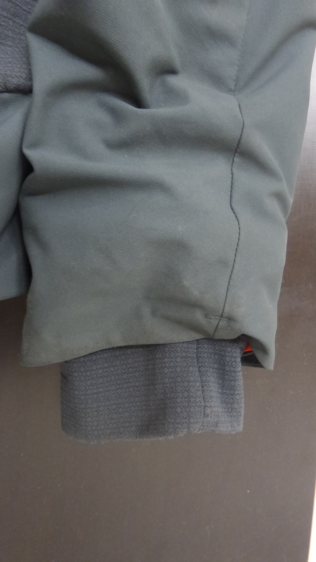 KArpos Life bunda predĺžený rukáv na zápästie