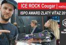 Karbón Titánové|lezecké mačky od Ice Rock Cougar | Zlatý víťaz ISPO award 2019