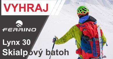 Vyhraj skialpový batoh | Ferrino Lynx 30