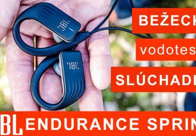 Slúchadlá JBL Endurance Sprint