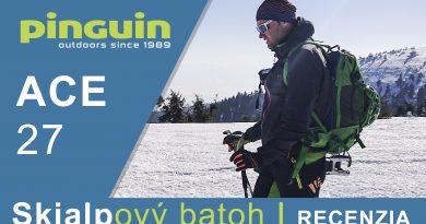 Skialpinistický batoh Pinguin ACE 27, titulná fotka