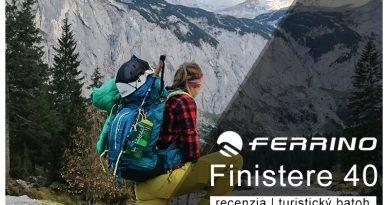 Ferrino Finisterre 40 Lady – turistický batoh