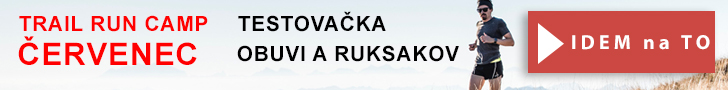 trail run workshop v západných tatrách