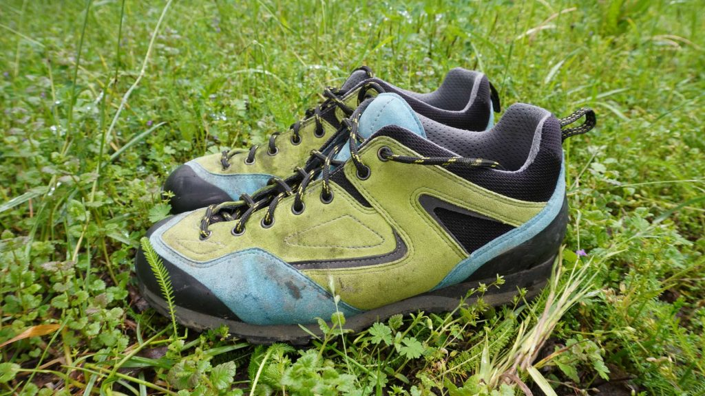 Trekingové topánky Bosp grifit