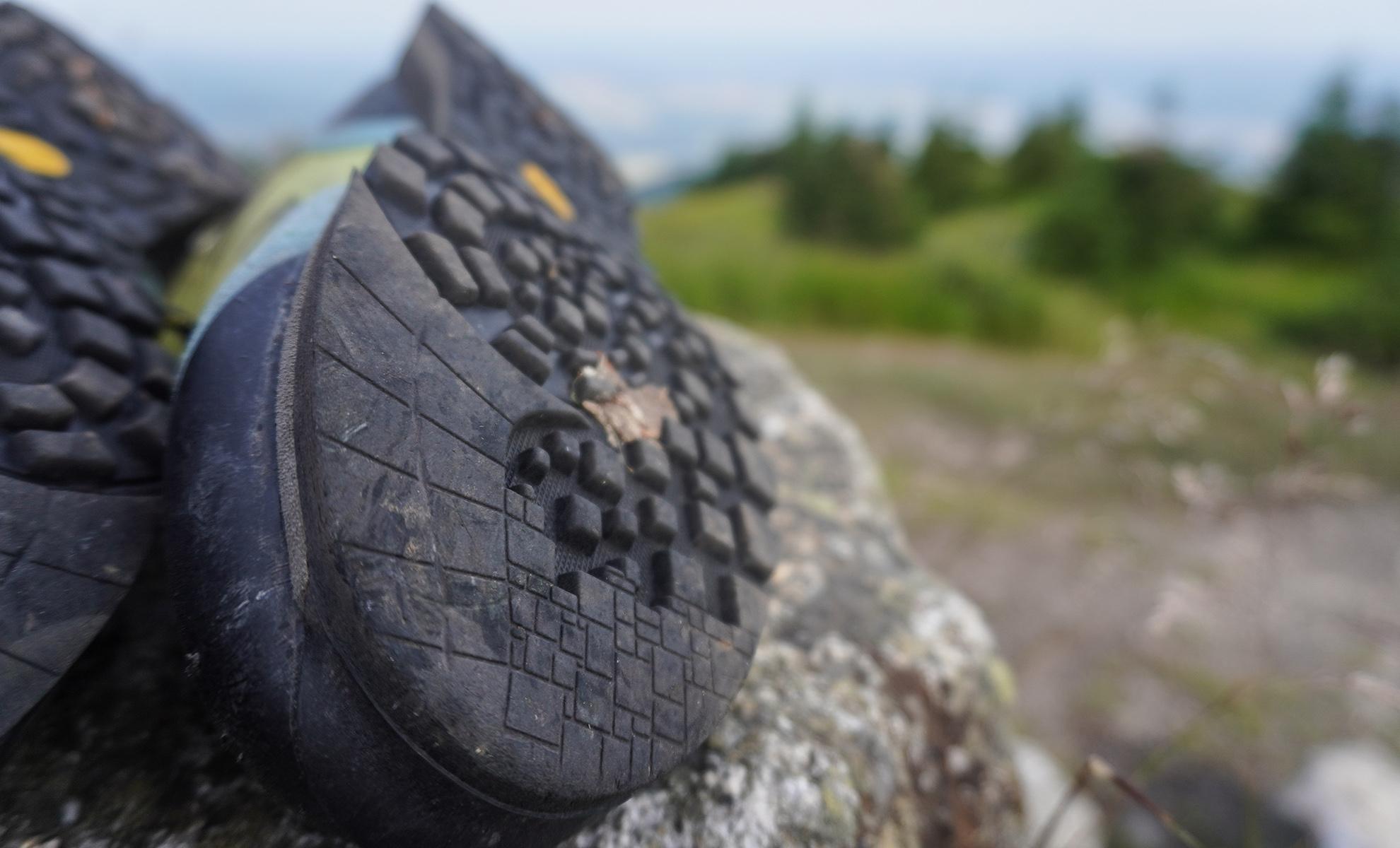 Bosp Grifit trekingové veľmi univerzálnu vibramovú podrážku | recenzia