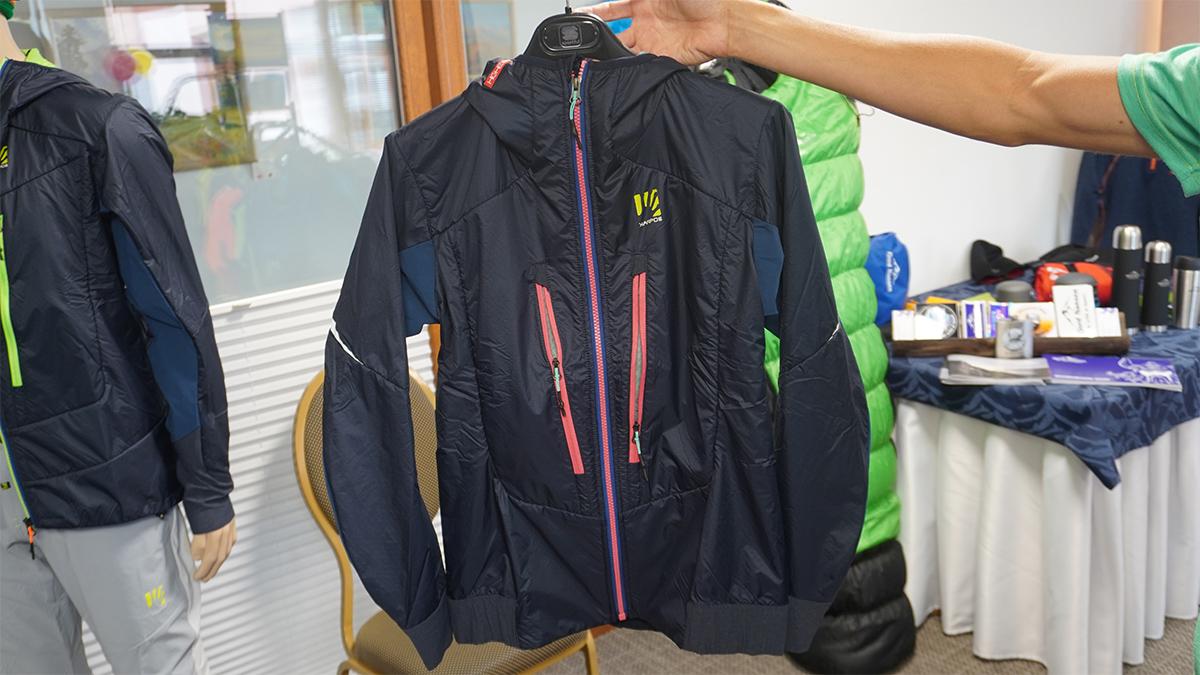 K- performance hybrid jacket v dámskej verzii | Karpos