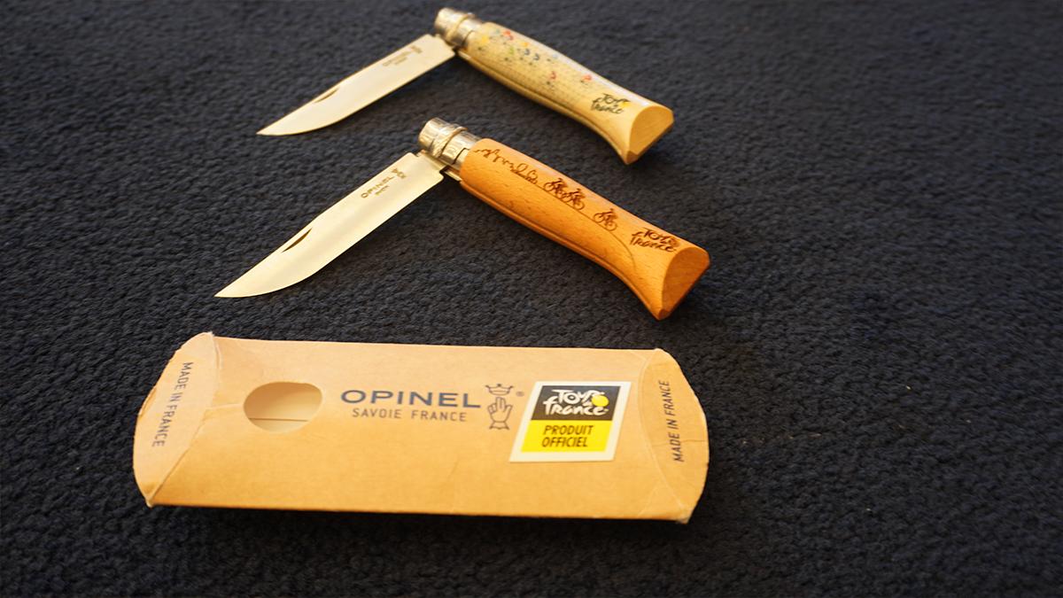 Detail edície Tour de France od Olpinel- u