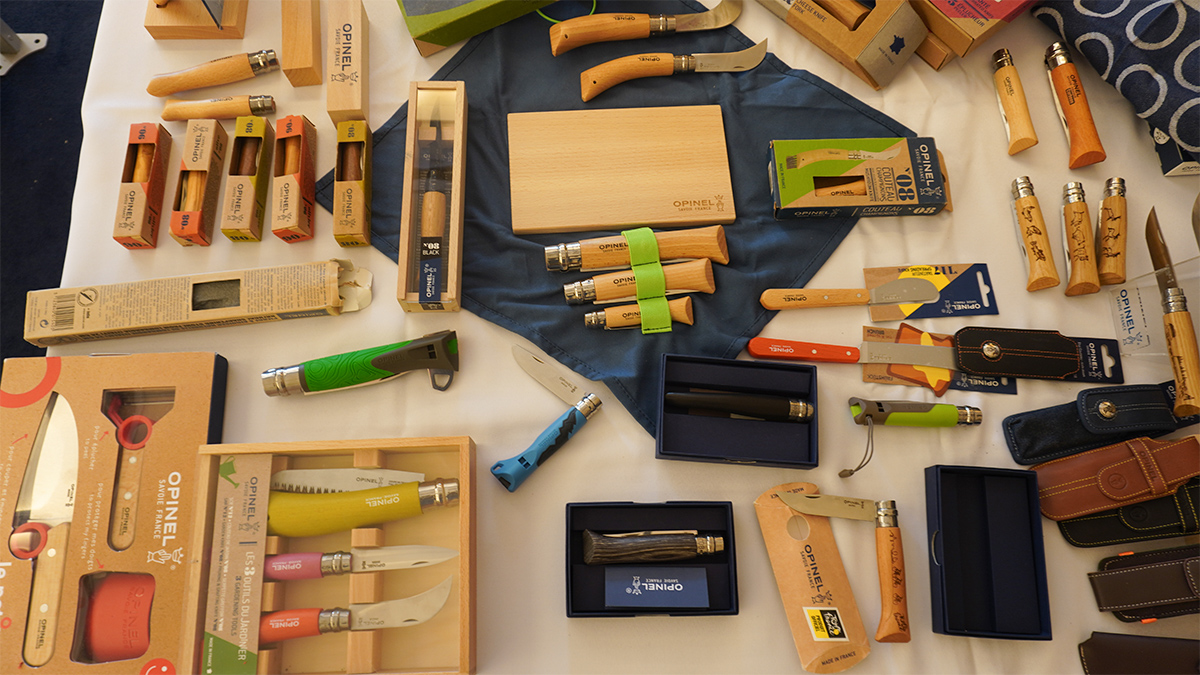 Outdoor nožíky Olpinel s novou edíciou Tour De France