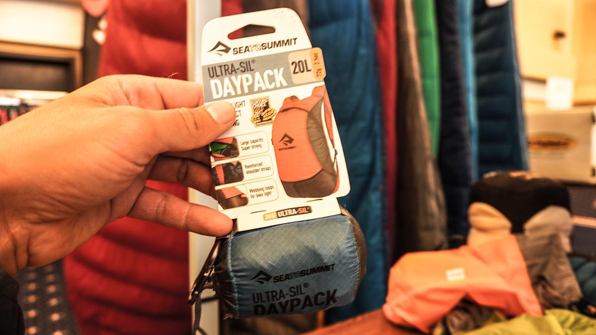 Ultra Sil Daypack 20l je batoh, ktorý sa vám zm