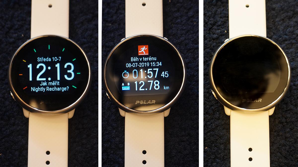 Športester hodinky Polar Ignite Fitnes maju mnoho aplikáciií sledujúcich vašu regeneráciu.